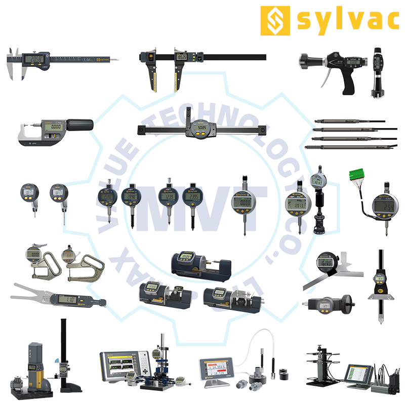 "Calibration Adjustment service for ""SYLVAC"" Products"